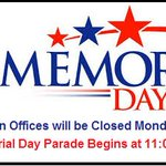 This weekend is #MemorialDay. #BelmontMa Parade begins at 11 am. See More: https://t.co/ohWvucMBh6 https://t.co/Cm88MVRWQk