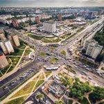 Минск, проспект Пушкина.   by zweizwei. https://t.co/SvG2LEKY8z
