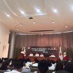 """El #CEDESU presente en la """"Ceremonia de Reconocimiento al Mérito Universitario"""" #Campeche #México https://t.co/kawO6MALaW"""