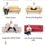 A guide to your favorite sofa sitting positions. https://t.co/9rYgixAjZv https://t.co/EsjLsDVrBn