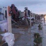 25 mayo 2015.-Tornado categoría 4 azota a #Acuña #Coahuila, causando 14 muertos, 200 heridos y miles de damnificados https://t.co/4WkNyW0mcc
