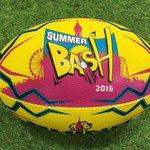 Simply RT and follow for chance to win a #SummerBash Ball - closes 11pm tonight!  Ts&Cs: https://t.co/04BG3DpGfh https://t.co/RdwkkLmwHG