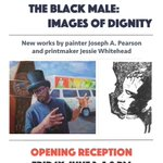 """Perceptions - Black Male: Images of Dignity"" Opens this Friday at @PinkDogCreative #avlart #avl https://t.co/TxbudyzlNo"