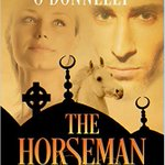 Updated cover for my novel THE HORSEMAN, now on amazon.  Please click for the reviews :-)  https://t.co/YV6nbRNlLC https://t.co/RvH4kVaFIw