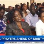 MPs have participated in special prayers popularly known as Novena at Namugongo Martyrs Shrine #LiveAt9 https://t.co/3LrKD0hShC