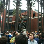 San Francisco Giants (@ AT&T Park - @sfgiants for @padres vs @SFGiants in San Francisco, CA) https://t.co/pOVk7YIuGk https://t.co/QwKy6CeM5T