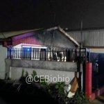 #Talcahuano Gómez Carreño frente panadería Olimpia, incendio de vivienda Bomberos trabaja en el lugar #Cat8 https://t.co/fUxrd4H6wK