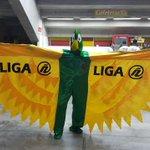 Hoy fue la inauguración del torneo que se desarrollará en el estadio municipal de sahagún, La Liga Ñ. https://t.co/M4aov9emnr