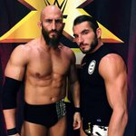 .@ProjectCiampa and @JohnnyGargano continue to stay hot and walk away with the victory! #WWENXT https://t.co/nxSvzjsybh
