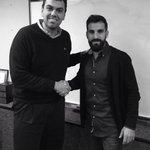 🔳 Rodrigo Rojo es oficialmente nuevo jugador del Club #Olimpia.  #ENOLIMPIASEDEJATODO 💪🏻⚽️ https://t.co/SzQcQ9LsW4