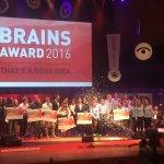 De winnaars van de @BrainsAward040  zijn net bekend! Gefeliciteerd allemaal! #DTW2016.  @MuziekgebouwEHV https://t.co/1UIEmvu7fy