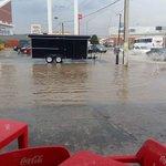 Caos en la colonia MiraSierra por inundaciones. #Saltillo https://t.co/oVyyKbINed