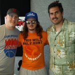 With @PFTCommenter and @BarstoolBigCat from @PardonMyTake. https://t.co/SfH63tVsGf