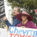 Chevron CEO to climate activists: What would you live without? via @DavidBakerSF https://t.co/OZpafHzZdX https://t.co/1pD3Asfkud