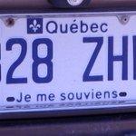 """Tout connaitre sur la devise du #Québec... """"Je me souviens"""" https://t.co/TjAl2Yq5rM https://t.co/PHO0SyvvRV"""