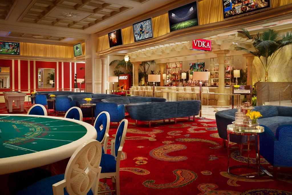 Experience the opening of the all-new Poker Room tomorrow Cards go in the air at 7PM #WynnPoker https://t.co/l8VK2KkHfC