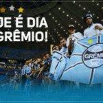 Hoje é #DiaDeGrêmio! o/ https://t.co/pAOXFMmZPQ