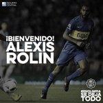 🔳 ¡Bienvenido Alexis Rolín al Club más glorioso del Paraguay! #ENOLIMPIASEDEJATODO 💪⚽ https://t.co/ijhrrNq0lK