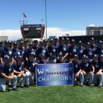 Tri-champion @BYUbaseball arrived in Stockton prior to practice at Banner Island Ballpark for WCCTournament https://t.co/Rxn4UlZHw4