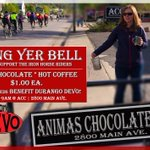 Want to cheer on racers in Durango on Sat? Meet at #AnimasChocolateCo @ 7am to cheer and raise $ for @drodevo! https://t.co/CZH9fSpkKL