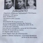 PERSONA DESAPARECIDA Dar RT https://t.co/Dte8nFoXjF
