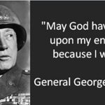 Gen George Patton knew how to deal with Americas enemies. So does Donald Trump. #UNIFY ➡️ ✔ #Trump2016 #MAGA https://t.co/JhLWve6q7J