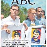 Usar a las víctimas de ETA en Venezuela. Logro desbloqueado para Rivera. Madre mía el papelón del muchacho. https://t.co/uZfuef3gef