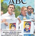 Venezuela, ETA y Podemos en la misma portada. La portada absoluta. Portada Premium Plus. Sólo la jode lo de LOCO! https://t.co/MQUBVuGZjA