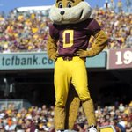Greatest Mascot • ELITE 8 •  RT ~ Hokie Bird Fav ~ Goldy Gopher https://t.co/hBUWxCxvVR