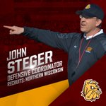 Follow our Defensive Coordinator, @CoachStegerUMD. During his 16 years at UMD, he has produced 13 All-Americans. https://t.co/eJp29H7QkZ