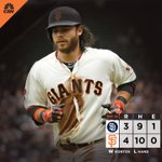 #SFGiants SWEEP the #Padres! https://t.co/md5gEtP2hc