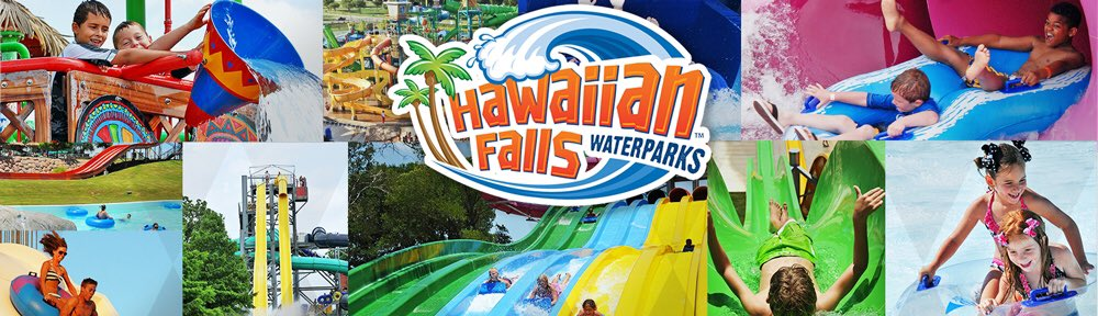 Happy #MemorialDay! Giveaway time! 4-pack to ANY Texas @HawaiianFalls to celebrate! RT for entry! https://t.co/Xj06TVdrA8