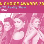 Everyone RT now to vote! My #TeenChoice for #ChoiceRealityTVShow is Keeping Up with the Kardashians #KUWTK @KUWTK https://t.co/0F4thc10YY
