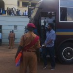 Bombing suspects brought to court @newvisionwire @bukeddeonline @bukeddetv @UrbanTVUganda @XfmUG @bartlettdaron https://t.co/cgYr0zqrj6
