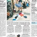 Thursdays N-G front page, featuring @Mitchell6, @tkacich, @Nicole_Lafond, @n_mcgee, @DLPressey and @ngphotostaff https://t.co/TCnN7yZW0X