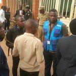 Judgement for 2010 bomb suspects on today. Screening journalists underway. Reports Michael Kakumirizi. https://t.co/WPCPfTJA8A