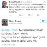 Metro Holding Yön Kur Bşk, otobüsteki cinsel saldırıyı paralele bağlamış. Artık komik bile değil, saçmasapan. https://t.co/zCeHpThlPd