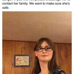 Spread this around, call 911 if shes found https://t.co/hBDeeVC49v