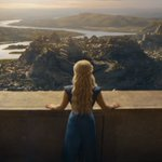 """""""Oceans rise Empires fall It's much harder when it's all your call."""" #HamOfThrones https://t.co/QrjKf3gxAG"""