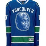 Canucks unveil their new jersey after that trade https://t.co/7NsJh1iSox