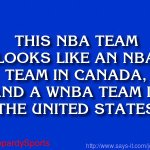 """Who are: the Toronto Raptors?"" #JeopardySports #NBAPlayoffs https://t.co/TgOCynxynU"