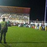 #PolicíaCórdoba ???????? a esta hora acompaña el lanzamiento del estadio municipal en el municipio de #Sahagun ???? https://t.co/RlQaQWtixc