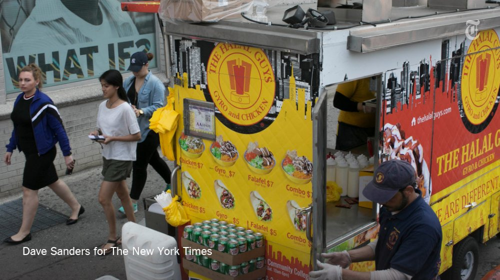 The Halal Guys, a popular NYC food cart, to donate $30,000 to LaGuardia Community College