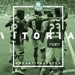 Coloca mais três pontos na conta! Palmeiras 2x0 Fluminense! #AvantiPalestra #PALxFLU https://t.co/z17141OUvl