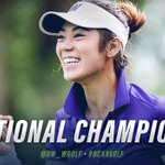Seattle just earned another championship, congratulations @UW_WGolf!???????? #WOOF #NCAAGolf https://t.co/J1aNW58TJs