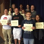 Way to go NHS Senior Project Scholars! https://t.co/mIM6a5xV4r