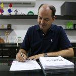 Alcalde sancionó el Plan de Desarrollo 2016-2019 Montería Adelante, luego de ser aprobado por el Concejo Municipal. https://t.co/TfvbFAujaF