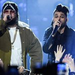 The Weeknd and Belly nixed their Jimmy Kimmel performance due to Trump being on episode https://t.co/fIn0SPOUDo https://t.co/EGypWTn4JH