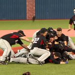 VIDEO: @NCA_Baseball advances to first Final Four, 4-2 over Hurley; https://t.co/bYQmSRpa21 https://t.co/shlKJyZ4do