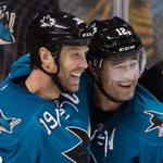 After 3,093 regular season/playoff games, Joe Thornton and Patrick Marleau will finally play for the #StanleyCup https://t.co/IfjgXItzba